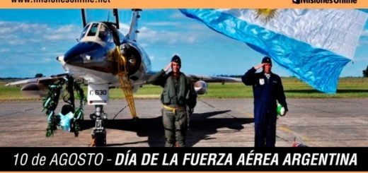 Hoy la Fuerza Aérea Argentina cumple 107 años: saludamos a quienes la integran