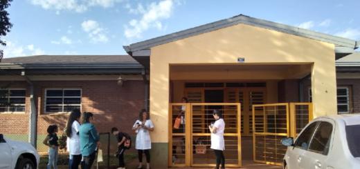 En Eldorado se incendió una escuela y debieron evacuar a los alumnos