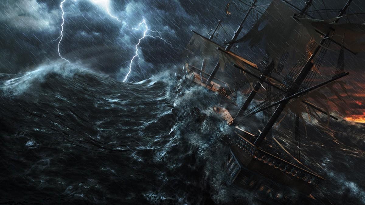 El origen de la tormenta de Santa Rosa: una historia de piratas y milagros