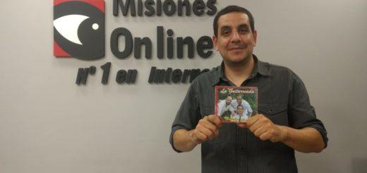 """""""La Guitarreada"""" acompañará en el Montoya a """"Los de Imaguaré"""" para mixturar sonidos del Norte y del Litoral en una noche a puro folklore"""