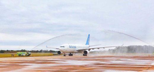 La política de alto vuelo convierte a Misiones en portal de entrada al país y la campaña se calienta a una semana de las Paso