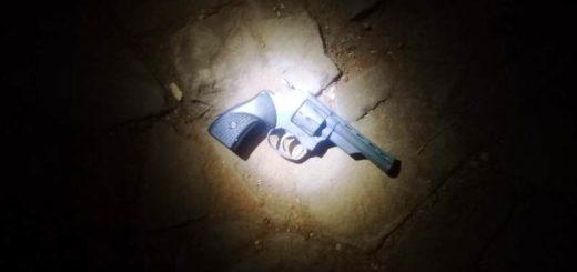 Garupá: intentó robar a un taxista a punta de revolver y terminó detenido