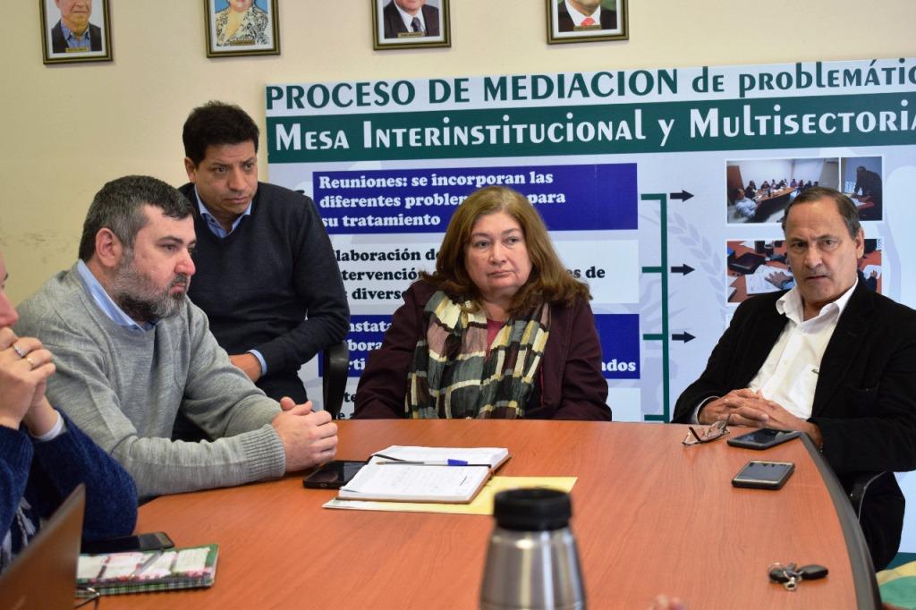 Barrio San Lucas de Posadas: por primera vez, propietaria y ocupantes se sientan en una mesa a dialogar