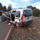Un automovilista falleció tras un despiste enCandelaria