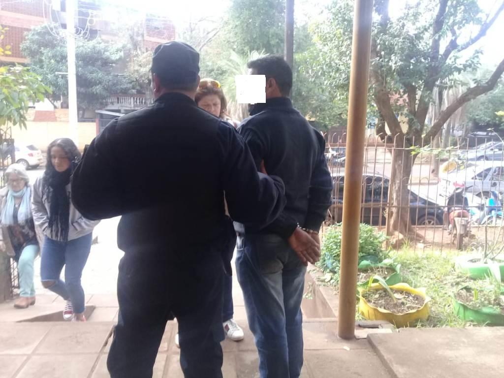 #PASO2019: Tenía orden de captura, fue a votar y terminó detenido en Posadas