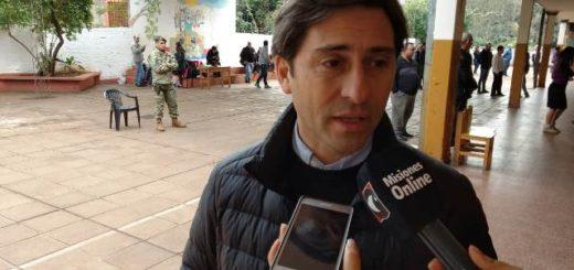 """#PASO2019 Martín Goerling votó y destacó que """"se juegan los próximos 30 años de la Argentina"""""""