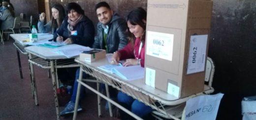 #PASO2019: La jornada electoral comenzó a horario con total normalidad en toda la provincia de Misiones