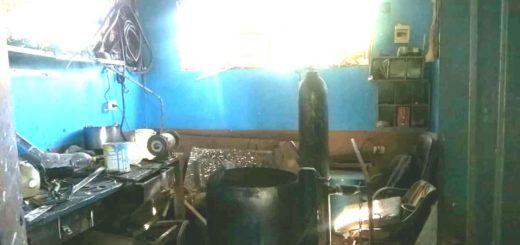 Explosión dejó a dos empleados municipales heridos en Posadas