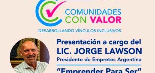 """""""Comunidades con Valor"""" en Misiones: el reconocido programa para emprendedores se presentará hoy en Posadas"""