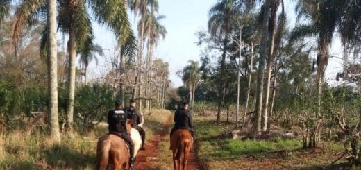 La Policía reforzó el operativo en busca del segundo sospechoso por el homicidio de Campo Viera