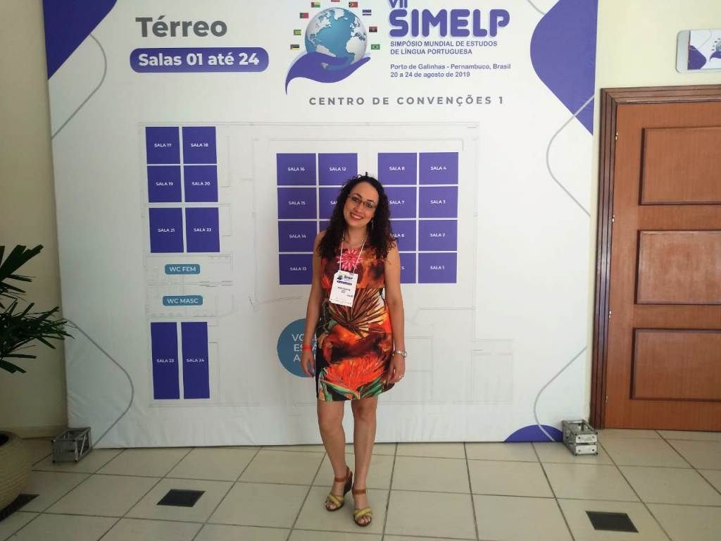 Una misionera la única argentina convocada a exponer su investigación en simposio mundial de Lengua Portuguesa