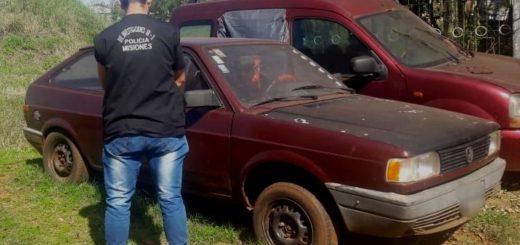 La Policía recuperó en Garupá otro automóvil robado en Posadas