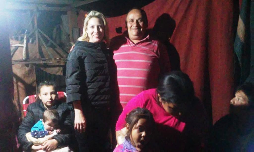 Fabiola Yáñez, la pareja de Alberto Fernández sorprendió a un pastor y a los fieles con su visita a una iglesia en Apóstoles