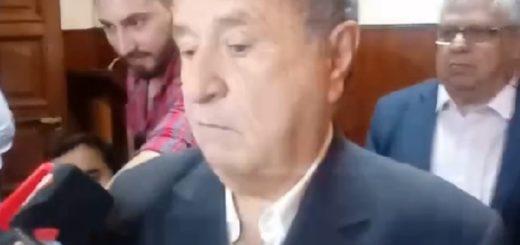 Duhalde participó de la sesión del Concejo Deliberante de Apóstoles