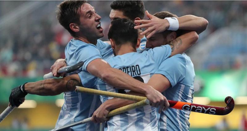 Leones de oro: la selección masculina de hockey derrotó a Canadá en la final de los Panamericanos