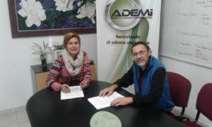 Un acuerdo entre Sadem y Ademi permite filmar booktrailers de escritores misioneros
