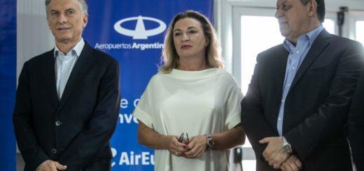 """""""Queremos ayudar a estrechar lazos entre los países del Mercosur"""", afirmó la CEO de Air Europa"""
