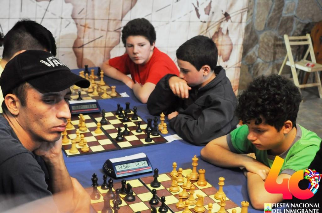 Arrancaron los grandes juegos del Inmigrante en Oberá