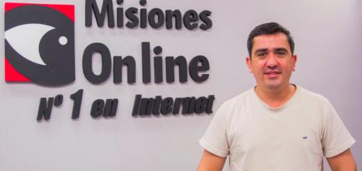 """José María Arrúa: """"Empezamos una nueva etapa y vamos a generar nuevos productos turísticos para que el misionero tenga más fuentes de trabajo"""""""