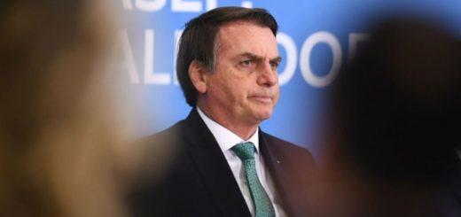 """Bolsonaro advirtió que Brasil saldrá del Mercosur si es que Alberto Fernández """"crea problemas"""""""