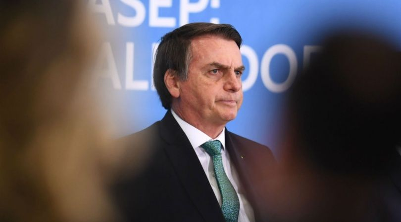 """Bolsonaro advirtió que Brasil saldrá del Mercosur si es que Alberto Fernández """"crea problemas»"""