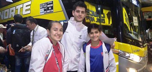 Natación: Misiones tendrá representación en el Campeonato Nacional de Infantiles y Menores