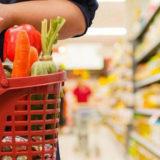 Las ventas en supermercados y shoppings volvieron a caer en junio