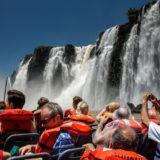 Iguazú se ubicó en el ranking de los cinco destinos más elegidos en el último fin de semana largo