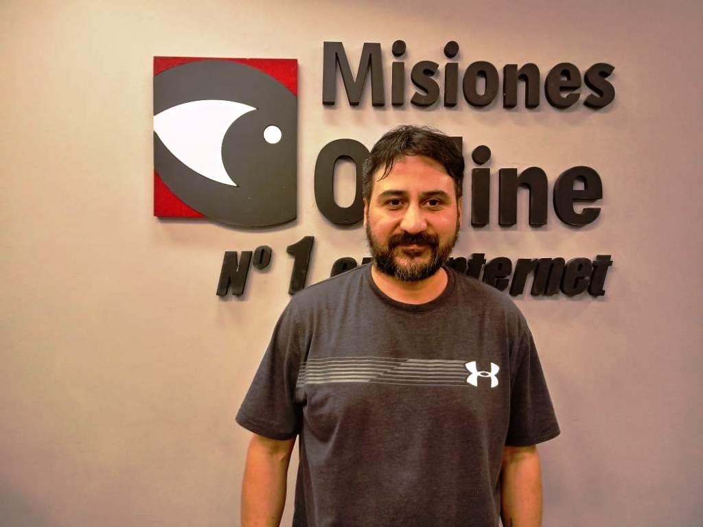 El chef misionero Javier Solís presentará infusiones de yerba mate en la Feria Masticar
