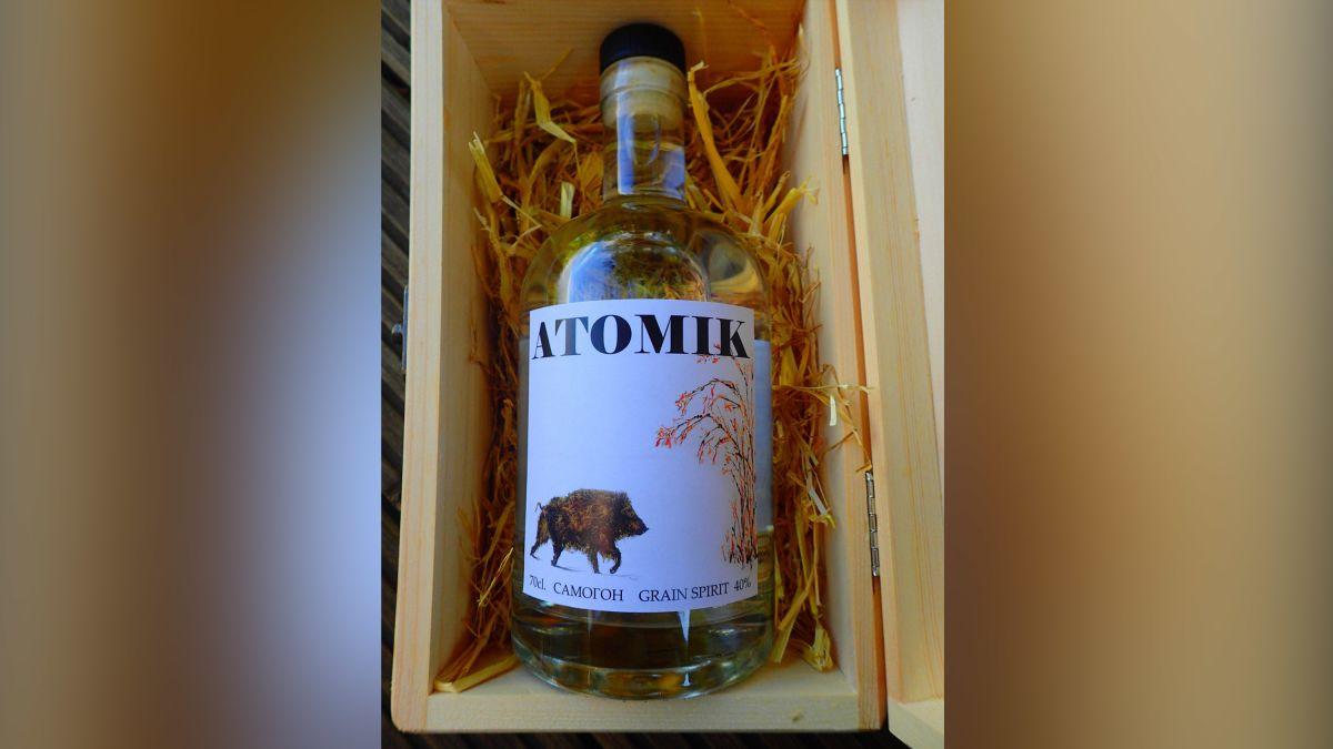 Científicos elaboraron un vodka con granos y agua de Chernobyl