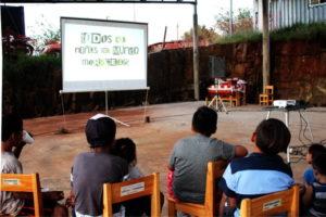 El Espacio INCAA propone una tarde de merienda y cine en el Barrio Esperanza