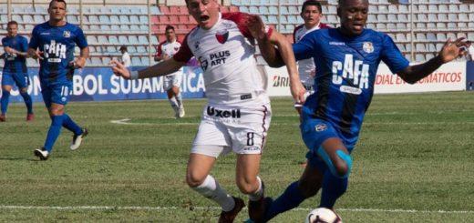 Colón se mide ante el Zulia buscando seguir en la copa Sudamericana