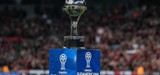 Con dos argentinos en carrera así sigue la Copa Sudamericana
