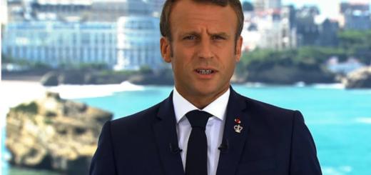 """En la previa del G7, Emmanuel Macron llamó a una """"movilización de todas las potencias"""" para salvar la Amazonia"""