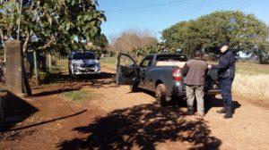 Panambí: conducía en estado de ebriedad y fue detenido por la Policía