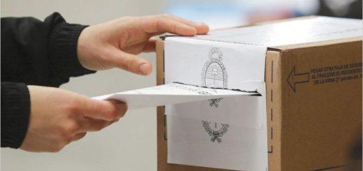 #PASO2019: se podrá informar los resultados cuando esté cargado el 10 por ciento de los votos de los principales distritos