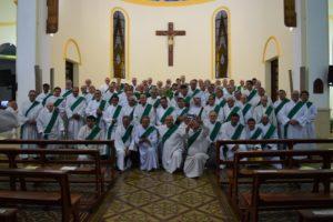 Diáconos del Nea se reunieron en Posadas