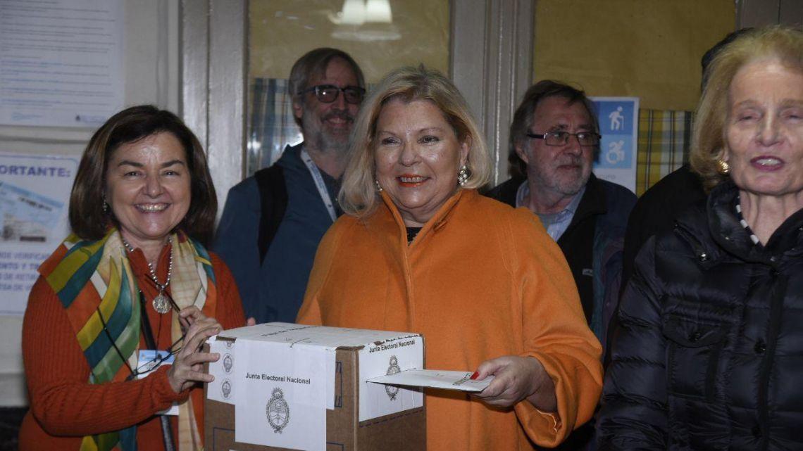 Elisa Carrió pidió subir ganancias y ayudar a las pymes