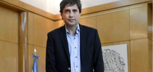 """Hernán Lacunza: """"No hay que dejar tierra arrasada para que el que sigue deba empezar de nuevo"""""""