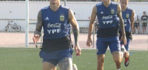 Sub 18: Argentina, con el misionero Segovia, enfrentará a España en su segundo partido deltorneo de L'Alcúdia