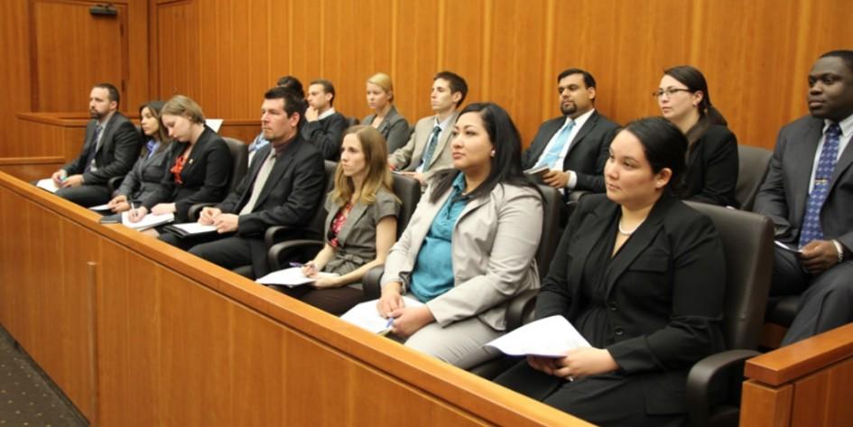 Chaco avanza en la implementación del juicio por jurado: conocé de qué se trata este sistema