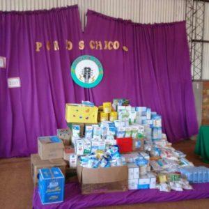 Festival Arrock con Leche: la solidaridad permitió juntar una tonelada de leche para los merenderos de Itaembé Miní