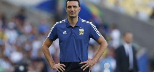 Selección Argentina: con sorpresas, Scaloni dio la nómina para los amistosos de la fecha FIFA de septiembre.