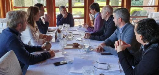 Macri se reunió con Hernán Lacunza y le transmitió las prioridades