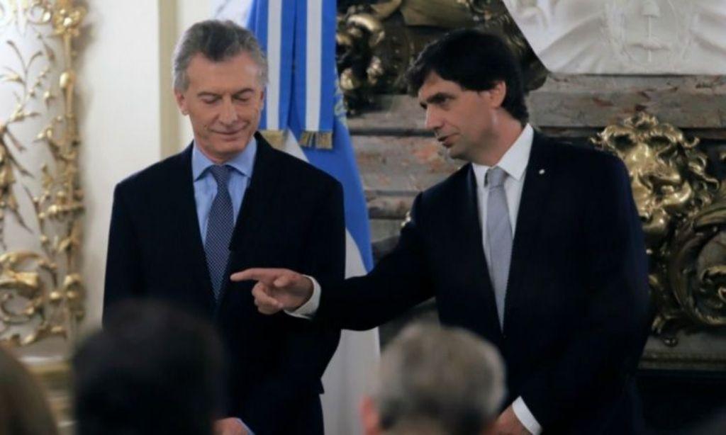 Lacunza se reunirá con el equipo económico de Alberto Fernández