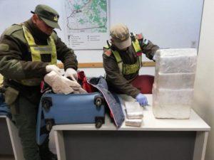 Incautaron más de 25 kilos de marihuana en Misiones y Formosa