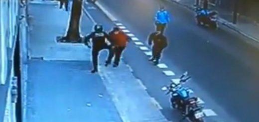 La Justicia ordenó liberar al policía que mató de una patada en Buenos Aires