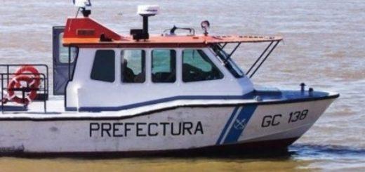 Posadas: rescataron a pescadores que se estaban ahogando al caer de la canoa en la zona del puente