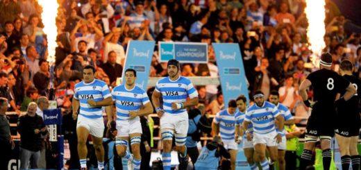Rugby:Argentina ante Sudáfrica en Salta
