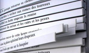 Queneau: cien mil billones de poemas